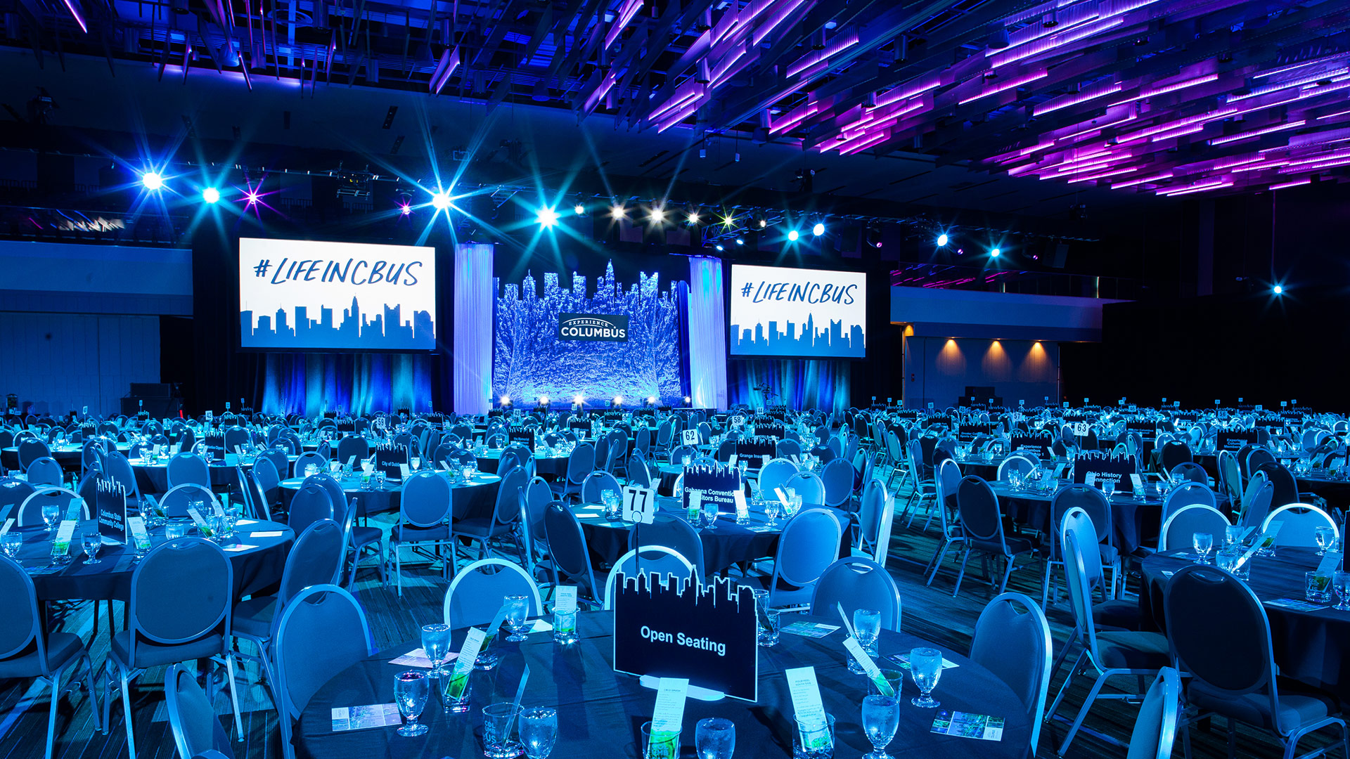 Seamless Event Production with Experience Columbus