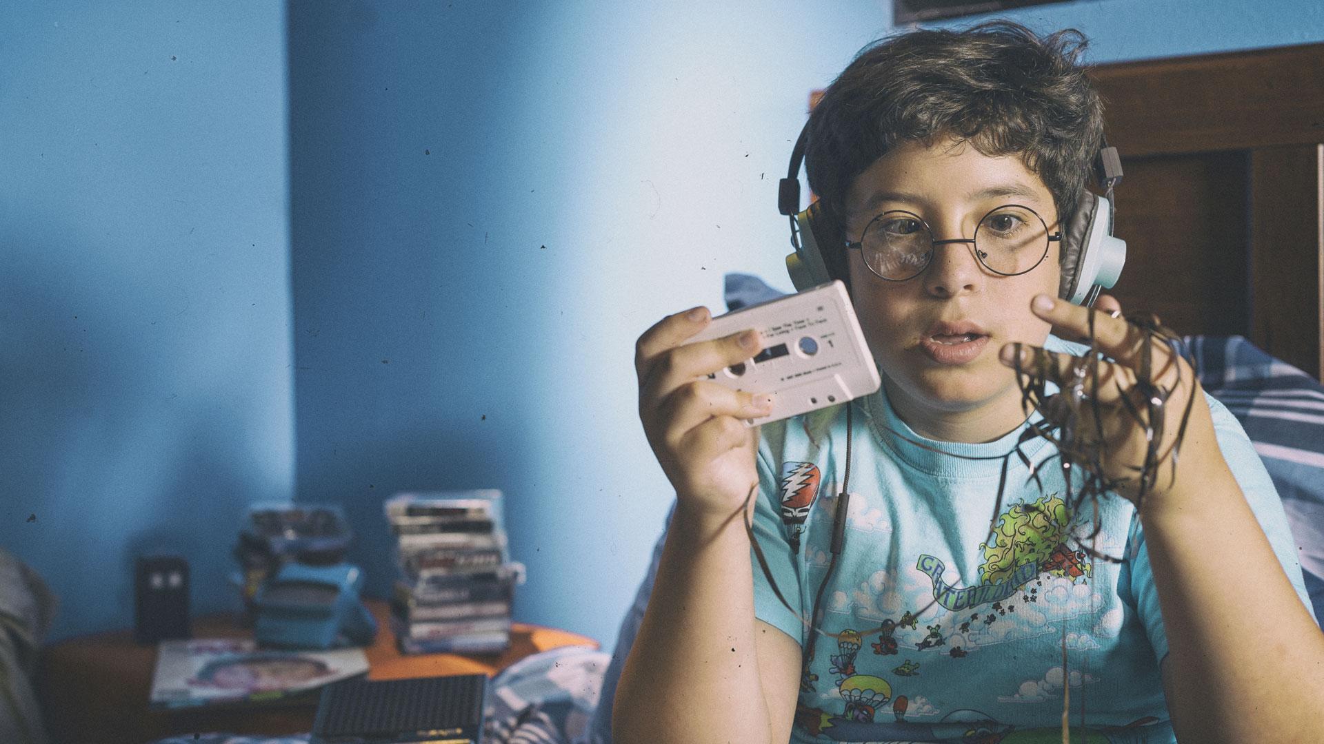 Chris Andrus: Natural Born Audio Tech