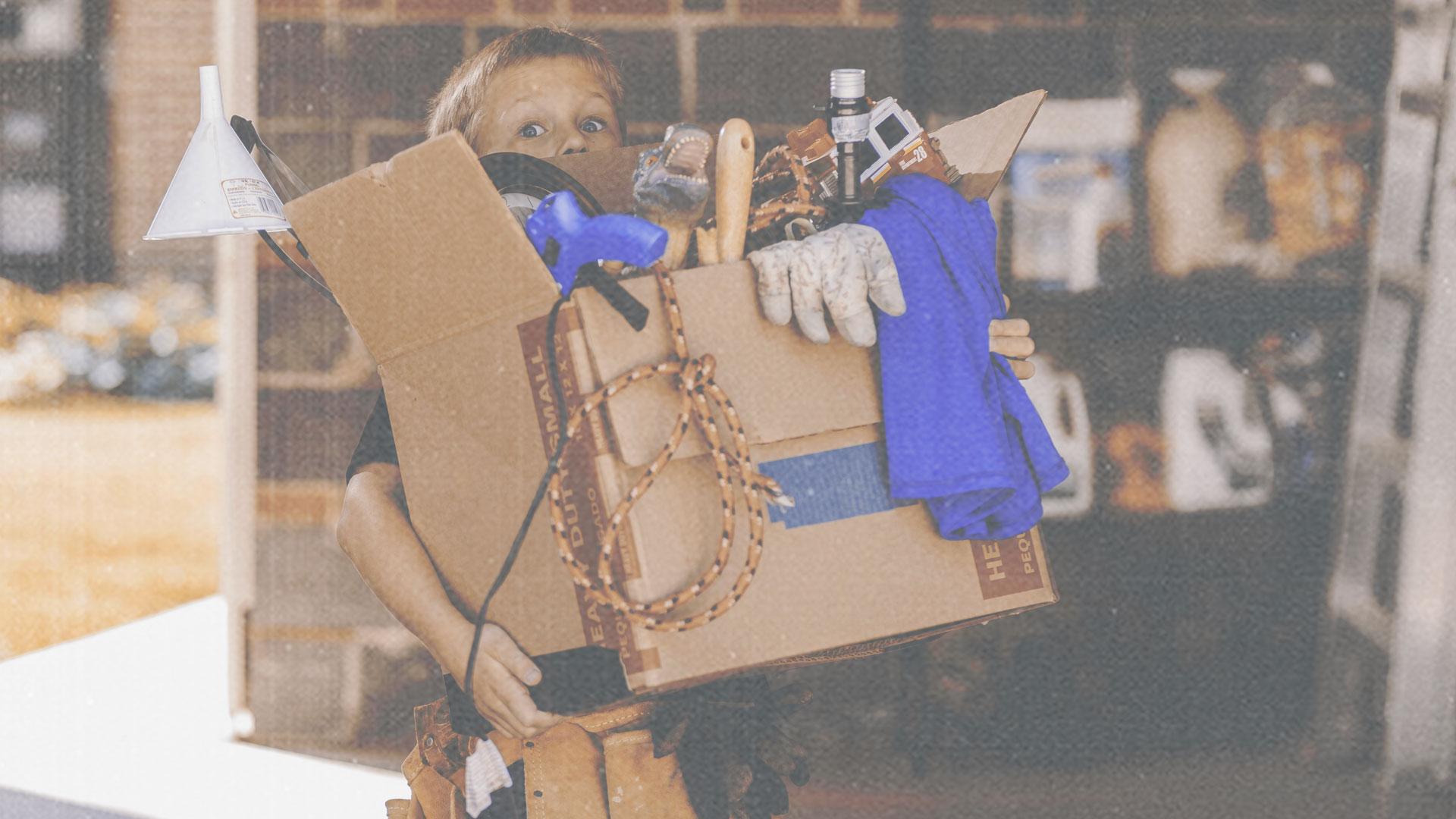 Eric Cremeans: Natural Born Set Fabricator