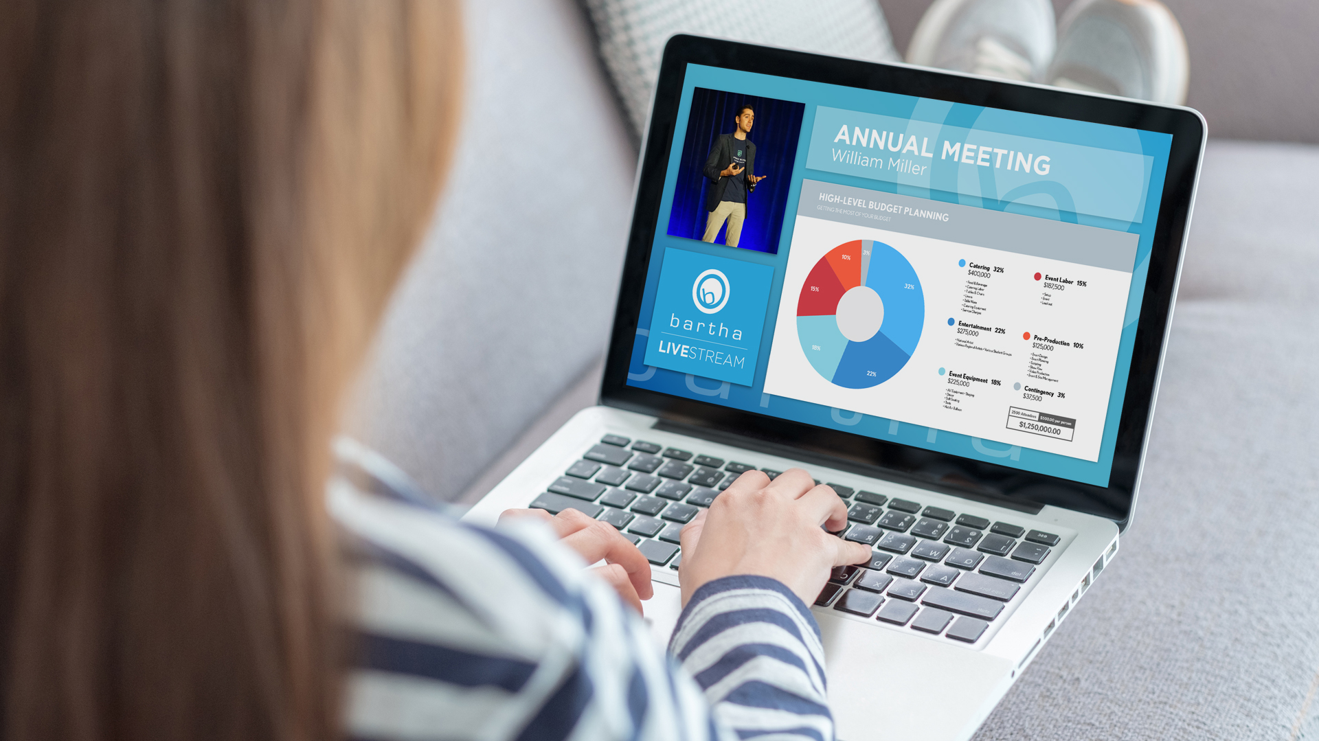 The Show Must Go On! Bartha Virtual Meetings and Events
