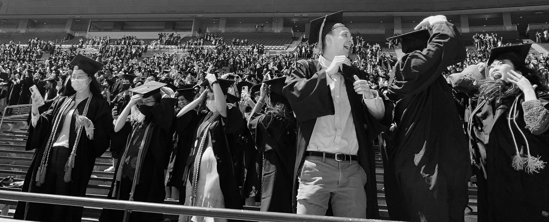University of Michigan spring commencement 2021